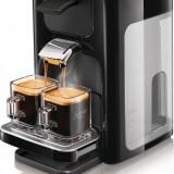 Cafetiera cu pad-uri Philips Senseo HD7863/60 Quadrante Negru