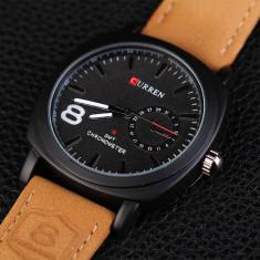 Curren ceas, cea militar, ceas outdoor, ceas army, ceas barbatesti - Ceas barbatesc