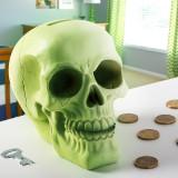 Pușculiţa craniu fluorescent