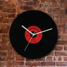 Ceas de perete - Ceas Perete Disc Vinil