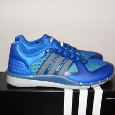 Adidasi Adidas Adipure 360.2 ClimaCool Mens Running nr. 40, 5 41 42, 5 44 - Adidasi barbati, Marime: 40 2/3, 41 1/3, 42 2/3, Culoare: Albastru, Textil