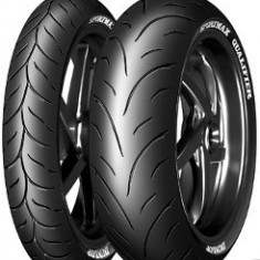 Motorcycle Tyres Dunlop Sportmax Qualifier ( 190/50 ZR17 TL (73W) M/C, Roata spate ) - Anvelope moto