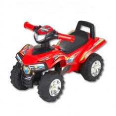 Masinuta De Impins Copii Baby Mix Atv Quad Red