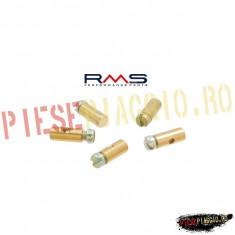 Cap reglaj cablu acceleratie Vespa (punga de 50 buc.-pret pe 1buc.) PP Cod Produs: 121858060RM - Accesorii Cabluri Moto