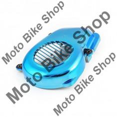 Carcasa ventilator Aprilia/Minarelli/Yamaha Vertical-albastru PP Cod Produs: MBS100103 - Capac racire cilindru Moto