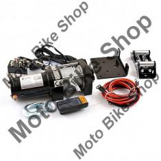 MBS Troliu electric atv 3000lbs(1361kg), actionare din buton sau telecomanda, Cod Produs: MBS180402