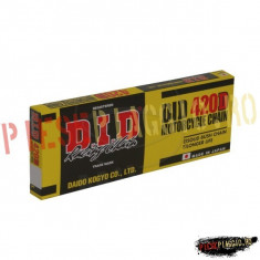 Lant transmisie DID 420D Z122 PP Cod Produs: 7487812MA - Lant transmisie Moto