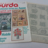 SPECIAL BURDA* 60 MODELE GOBLENURI+ 3 PLANȘE A3 CU MODELE/ ANII 1980