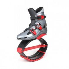 Ghete sarituri Power Shoes pt Kangoo Jumps marimi 33 pana la 41 40-85kg GARANTIE - Ghete Kangoo Jumps