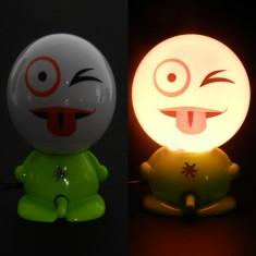 Lampa pentru birou veioza haioasa