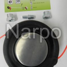 Tambur motocoasa pas 1mm compatibil Stihl 10mm 8mm cap metal pas 1.00 sau 1.25mm