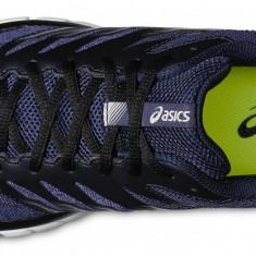 Adidasi barbati - Pantofi Alergare, Asics, Gel-Zaraca 4, Natural, Albastru-Argintiu-Negru, Barbati-42 - OLN-OL10-T5K3N.5093|42