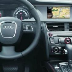 Unitate auto Udrive multimedia navigatie (DVD, CD player, TV, soft GPS) dedicata pentru Audi A4 - UAU17589 - Navigatie auto