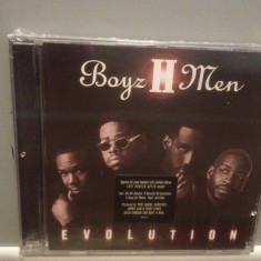 BOYZ II MEN - EVOLUTION(1997/ MOTOWN REC /GERMANY) - ORIGINAL/NOU/SIGILAT - Muzica R&B universal records, CD