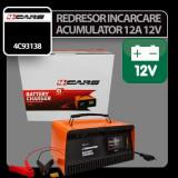 Redresor incarcare acumulator 4Cars 12A - 12V - CRD-4C93138 - Redresor Auto