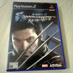 Joc X-Men 2 Wolverine's Revenge, PS2, original, 29.99 lei(gamestore)! - Jocuri PS2 Activision, Actiune, 16+, Single player