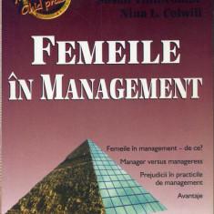 Susan Vinnicombe - Femeile in management - 601757 - Carte Management