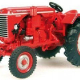 Macheta tractor Champion Elan 1956 scara 1:43 - Macheta auto