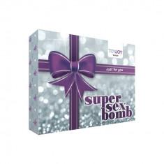Super Sex Bomb Set jucarii sexuale - Sex Shop Erotic24 - Set vibratoare