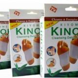 Kinoki- plasturi pentru detoxifiere