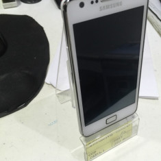 Telefon mobil Samsung Galaxy S2, Alb, 16GB, Neblocat - Samsung i9100g(lm1)