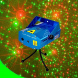 Strobolaser si Mini Laser Disco Light QC105