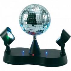 Glob oglinzi cu proiectoare cu leduri LED Mirror Party Light - Efecte lumini club