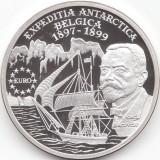 Argint 1999 - 100 de ani de la Expeditia antarctica a navei Belgica (1897-1899) - Moneda Romania