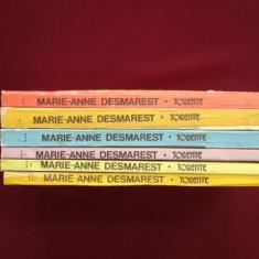 Roman dragoste - Marie-Anne Desmarest - Torente - 602305