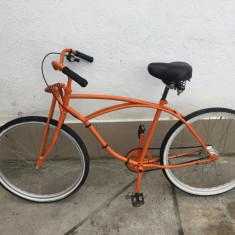 32 Bicicleta Cruiser second-hand, Germania R26 - Bicicleta retro, 19 inch, Numar viteze: 7