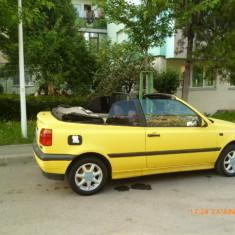 DECAPOTABILA - Autoturism Volkswagen, GOLF, An Fabricatie: 1994, Benzina, 195000 km, 1800 cmc