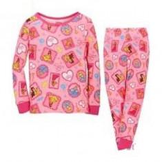 Pijamale copii Gap Princess, Multicolor