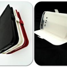 Husa Telefon - Toc FlipCover Stand Magnet Sony Xperia XA ALB