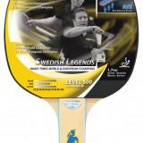 Paleta Tenis de Masa, Donic, Swedish Legends Line, Level 500, Cocav, Allround - OLN-ONL1-723206