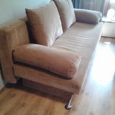 Canapea extensibila cu lada pt depozitare