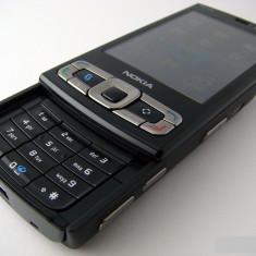 Nokia N95 8GB negru reconditionat - Telefon Nokia