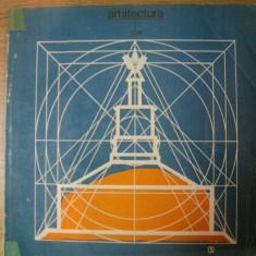 REVISTA ARHITECTURA, NR. 2, 1979 - Revista culturale
