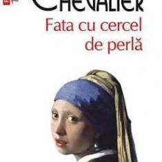 Roman - Fata cu cercel de perla, autor Tracy Chevalier