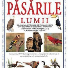 Enciclopedie completa ilustrata- Pasarile lumii, autor Colectiv - Dictionar aquila `93