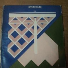 REVISTA ARHITECTURA NR 1, 1981 - Carte Arhitectura