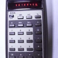 Celculator felix ce 835A f. rar de colectie anii 70 functional - Calculator Birou