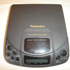 Cd player portabil TECHNICS SL-XP505