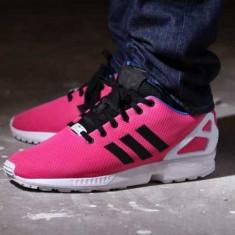 Adidasi dama, Textil - Adidasi originali - ADIDAS ZX FLUX B34502