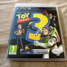 Joc Toy Story 3, PS3, original, alte sute de jocuri! - Jocuri PS3 Altele, Actiune, 3+, Single player