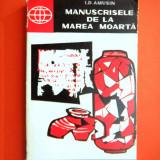 Istorie - MANUSCRISELE DE LA MAREA MOARTA I Amusin