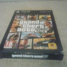 Jocuri PS3, Actiune, 16+, Single player - Grand Theft Auto V Special Edition - GTA 5 - Joc PS3 ( GameLand )