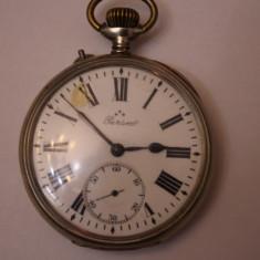 Ceas de buzunar - CEAS VECHI DE BUZUNAR -SWISS MADE-PERSEO-D=5CM, IN FUNCTIUNE