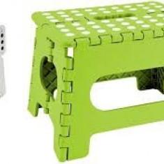 Masuta/scaun copii - Scaun pliabil din plastic Model mic