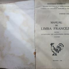 MANUAL DE LIMBA FRANCEZA PENTRU LUCRATORII DIN ACTIVITATEA HOTELIERA - Curs Limba Franceza