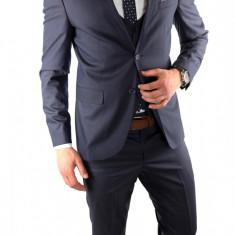 Costum tip ZARA - sacou + pantaloni - vesta costum barbati casual office - 6066